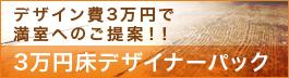 3万円!床デザイナーパック