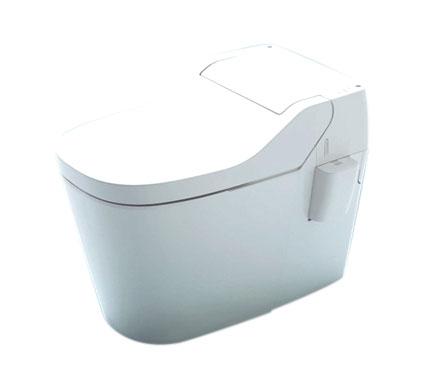温水洗浄便座付便器取替工事